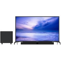 LED TV Polytron 43 Inch PLD43B150 43B150 SOUND BAR khusus gojek/grab