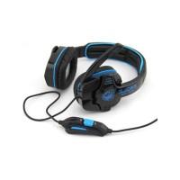 Headset Sades 708 Gaming headset sades SA-708 stereo sound