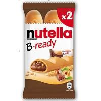Coklat Nutella B-ready isi 2pcs - Terenak Termurah