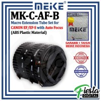 MEIKE MK-C-AF-B Macro AF Extension Tube Set for CANON EF/EF-S DSLR