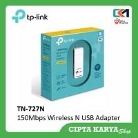 TP-LINK TL-WN727N WIFI RECEIVER WIRELESS N USB ADAPTER TPLINK TP LINK