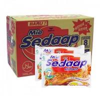 MIE SEDAAP - Mie Instan Goreng Carton 91gr x 40 pcs