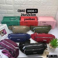 Waist Bag Tas Pinggang CHIBAO Bordir 4slet