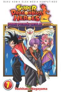 Super Dragon Ball Heroes: Dark Demon Realm Mission 01