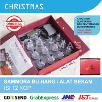 Sammora Premium Cupping Set 12 pc Alat Bekam
