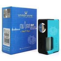 VAPE PULSE BF BOX MOD SQUONK AUTHENTIC MOD ONLY By VANDY VAPE