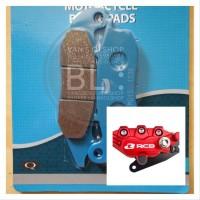 Sale - Kampas Rem Bendix Caliper RCB Racing Boy 2 Piston