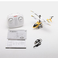 Syma s107H Gyro Metal 2.4G 3.5H RC Drone mini Helicopter