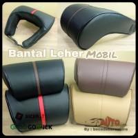 Bantal Leher Mobil Memory Foam Best Quality