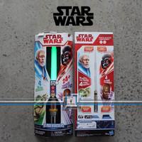 STORIQA Star Wars - FORCE MASTER Lightsaber / 4 Warna & 24 Suara