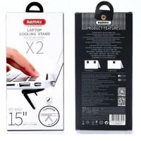 SH-1118 ** Remax Laptop Cooling Pad - RT-W02 - Black ,,