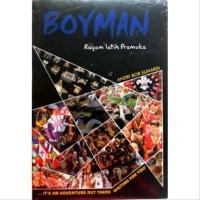 BUKU BOYMAN - ANDRI BOB SUNARDI