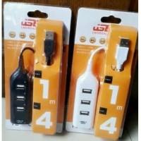 USB Hub 4 Port Colokan Komputer LH-013 LH013
