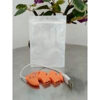 USB HUB 4 PORT BEST TULANG / IKAN * SALE