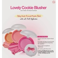 ETUDE Lovely Cookie Blusher OR202 Sweet Coral Candy