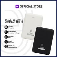 UNEED PowerBank 10000 mAh CompactBox 10 UPB401 Power Bank Compact Box