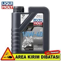 [HOT ITEM] OLI LIQUI MOLY 10W 40 4T SYNTH STREET