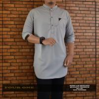 fashion pria muslim baju koko kurta pakistan gamis