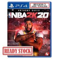[PS4] NBA2k20 - NBA 2K20 - NBA2K20