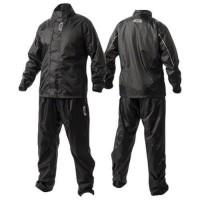 Jas Hujan Merk Givi Rain Suit 06 Black