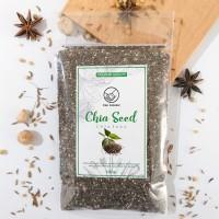 100gr Black Chia Seed ORGANIK 100% PREMIUM QUALITY