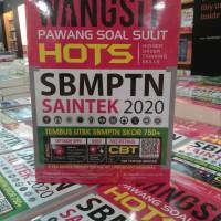 Buku WANGSIT (Pawang Soal Sulit) SBMPTN SAINTEK 2019-2020