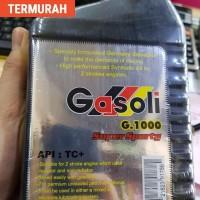 SUPER PROMO oli samping 2t gasoli 1 liter 1000 ml termurah