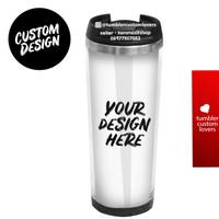 Tumbler stainless botol minum custom / tumbler BLACKPINK / CHIBI