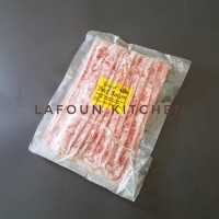 SMOKED BEEF BACON 500GR