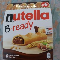 Nutella Bready 6 pack
