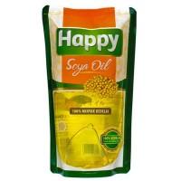 happy minyak kedelai 1l