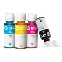 TINTA HP GT51 BLACK GT52 COLOUR GT51 GT52 ORIGINAL