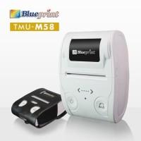 Printer Kasir Thermal Portable Blueprint TMU-M58 Bluetooth