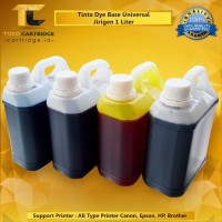 Tinta 1 liter Jerigen Printer Cartridge HP 680 678 802 46 803 703 704