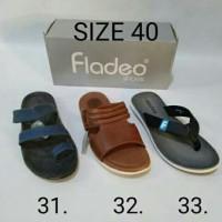 Sandal Jepit Pria Fladeo / Sandal Jepit Cowok FLADEO