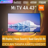 "Xiaomi MI TV LED 4A 43"" Inch Android Smart TV"