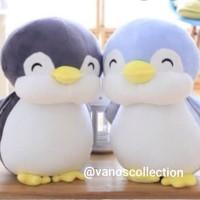 Miniso Penguin Plush Toy Pinguin boneka