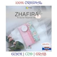 Mushaf Madina Al Quran Zhafira Rainbow Cover Motif Unik Katun Jepang