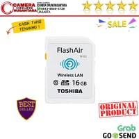 MEMORY THOSIBA FLASH AIR 16GB class 10