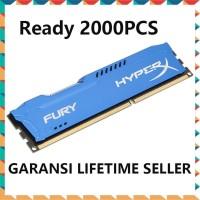 PROMO - RAM KINGSTON HYPER X FURY LONGDIMM DDR3 8GB PC 12800