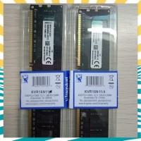 DISKON!! RAM KINGSTON DDR3 4GB PC12800 ATAU 10600