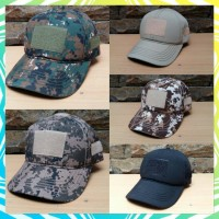 SALE - TOPI VELCRO TACTICAL ARMY