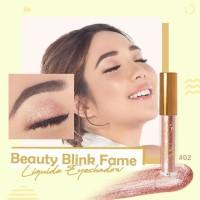 MADAME GIE Beauty Blink Fame Eyeshadow Liquid Eye Shadow Cair Gel