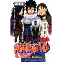 Komik Naruto Vol.65 Segel