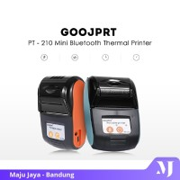 GOOJPRT POS Bluetooth Thermal Receipt Printer 58mm - JP-PT210