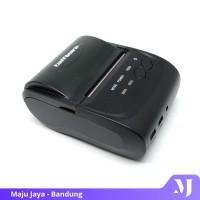 Taffware Zjiang Printer Resep Thermal Bluetooth - ZJ-5802 - Black