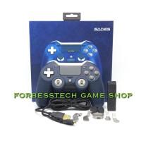 SADES Elite Wireless Controller Stick Stik fo Playstation 4 PS4