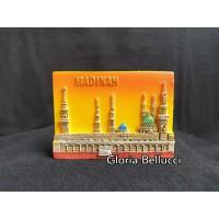 souvenir madinah magnet kulkas mekkah arab saudi mekah