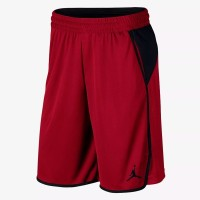 Celana Basket Jordan Flight Hombre Shorts Red Original 924554-687