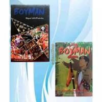 PAKET 2 BUKU BOYMAN BOYMAN 2